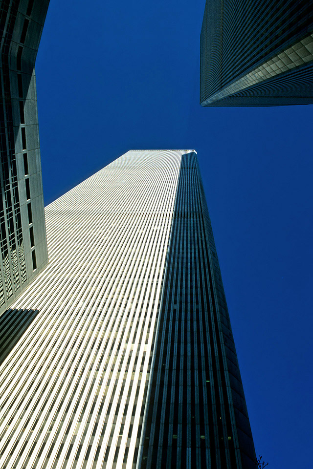 The World Trade Center Before the 911 Attacks