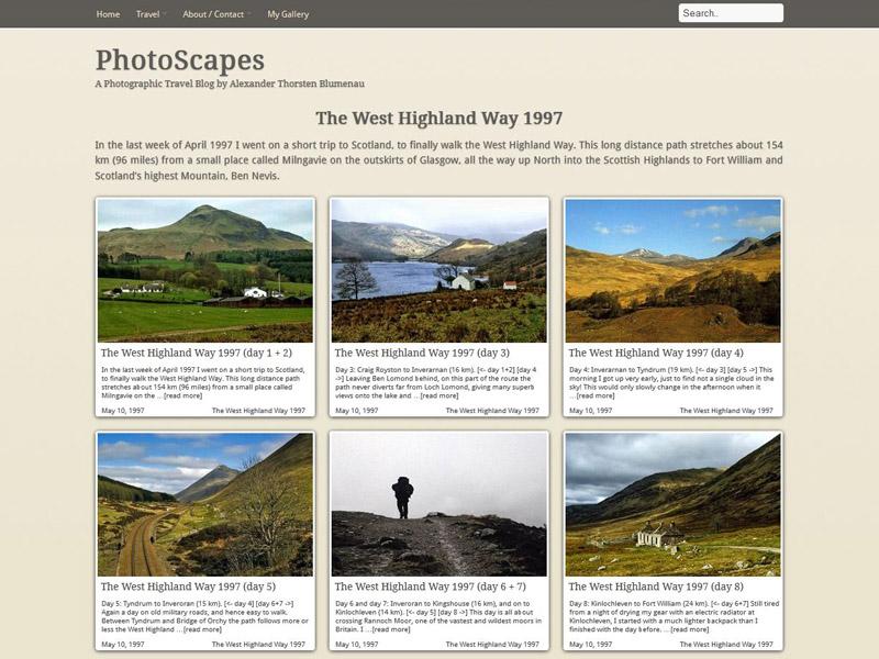 Photoscapes V3.0