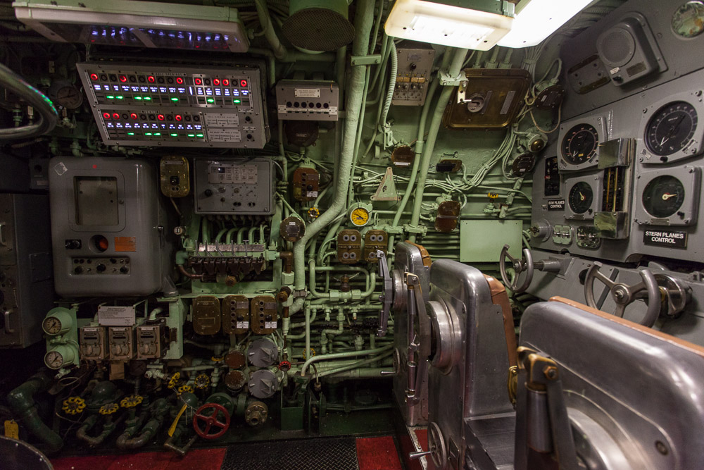 The Uss Intrepid Aircraft Carrier Photoscapes
